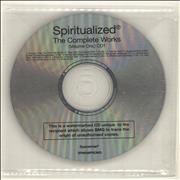 Click here for more info about 'Spiritualized - The Complete Works (Volume One) + PR'