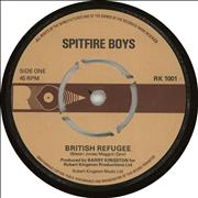 Click here for more info about 'Spitfire Boys - British Refugee - 1st - 4prong'