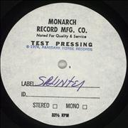 Splinter The Place I Love - Test Pressing USA vinyl LP