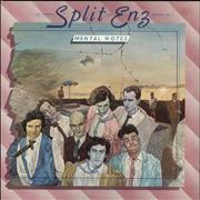 Click here for more info about 'Split Enz - Mental Notes - 1st'