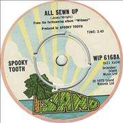 Click here for more info about 'Spooky Tooth - All Sewn Up'