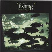 Click here for more info about 'Sports Team - Fishing - Orange Vinyl'