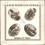 Click here for more info about 'Jack With A Feather - Autographed'