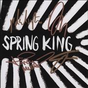 Click here for more info about 'Spring King - Tell Me If You Like To - Autographed'