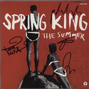 Click here for more info about 'Spring King - The Summer - Autographed'