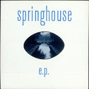 Click here for more info about 'Springhouse - Eyesore EP'