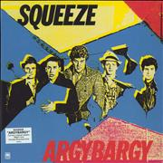 Click here for more info about 'Squeeze - Argybargy - 180gm - Sealed'