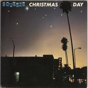 Click here for more info about 'Squeeze - Christmas Day - Black Vinyl'