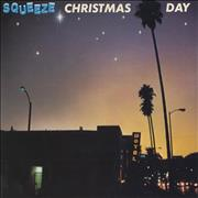 Click here for more info about 'Squeeze - Christmas Day - White Vinyl'