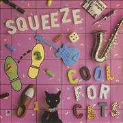 Click here for more info about 'Squeeze - Cool For Cats - P/S - Pink'