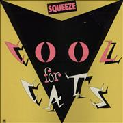Click here for more info about 'Squeeze - Cool For Cats - Yellow Sleeve'