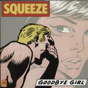 Click here for more info about 'Squeeze - Goodbye Girl - yellow vinyl'