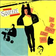 Click here for more info about 'Squeeze - If I Didn't Love You - 5