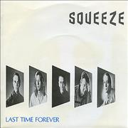 Click here for more info about 'Squeeze - Last Time Forever + Sleeve'