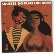 Click here for more info about 'Squeeze - No Place Like Home'