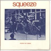 Click here for more info about 'Squeeze - Packet Of Three EP - 1st'