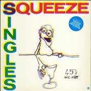 Click here for more info about 'Squeeze - Singles - 45's And Under - Stickered Sleeve'