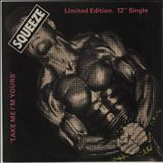 Click here for more info about 'Squeeze - Take Me I'm Yours'