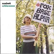 Click here for more info about 'St Etienne - Foxbase Alpha'