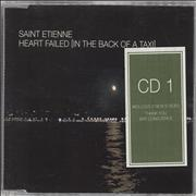 Click here for more info about 'St Etienne - Heart Failed (In The Back Of A Taxi)'