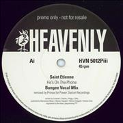 Click here for more info about 'St Etienne - He's On The Phone (Primax Mixes)'