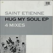 Click here for more info about 'St Etienne - Hug My Soul EP - 4 Mixes'