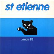 Click here for more info about 'St Etienne - Xmas 93'