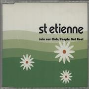 Click here for more info about 'St Etienne - Join Our Club'