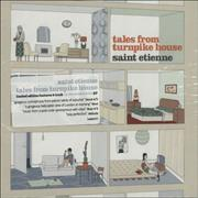 Click here for more info about 'St Etienne - Tales From Turnpike House - Sealed'