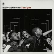 Click here for more info about 'St Etienne - Tonight + Poster'