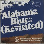 Click here for more info about 'St Germain - Alabama Blues - Revisited'