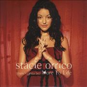 Click here for more info about 'Stacie Orrico - (There's Gotta Be) More To Life'