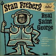 Click here for more info about 'Stan Freberg - Real Saint George'