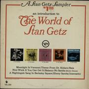 Click here for more info about 'Stan Getz - A Stan Getz Sampler: An Introduction To The World Of'