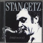 Click here for more info about 'Stan Getz - Affinity'