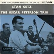Click here for more info about 'Stan Getz - And The Oscar Peterson Trio (No.2) EP'