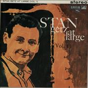 Click here for more info about 'Stan Getz - At Large (Vol.1)'