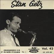 Click here for more info about 'Stan Getz - At Storyville Volume 1'
