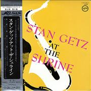 Click here for more info about 'Stan Getz - At The Shrine'
