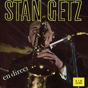 Click here for more info about 'Stan Getz - En Direct EP'