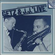 Click here for more info about 'Stan Getz - Getz & J.J. 'Live''