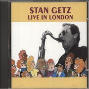 Click here for more info about 'Stan Getz - Live In London'