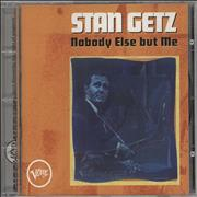 Click here for more info about 'Stan Getz - Nobody Else But Me'