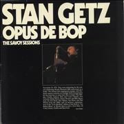 Click here for more info about 'Stan Getz - Opus De Bop - The Savoy Sessions'