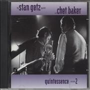 Click here for more info about 'Stan Getz - Quintessence Volume 2'