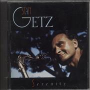 Click here for more info about 'Stan Getz - Serenity'