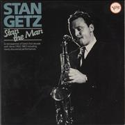 Click here for more info about 'Stan Getz - Stan The Man'
