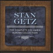 Click here for more info about 'Stan Getz - The Complete Columbia Albums Collection'