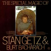 Click here for more info about 'Stan Getz - The Special Magic Of Stan Getz & Burt Bacharach'
