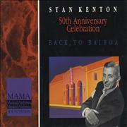 Click here for more info about 'Stan Kenton - 50th Anniversary Celebration - Back To Balboa'